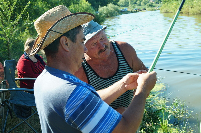 традиции день рыбака